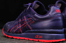 Rich Risk-Taking Sneakers - Ronnie Fieg Asics GT II Feature High Risk Color Combinations