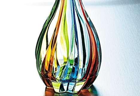 Colorful Venetian Vino Vessels