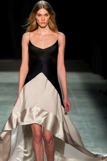 The Narciso Rodriguez Fall 2013 RTW Collection is a Delicate Delight