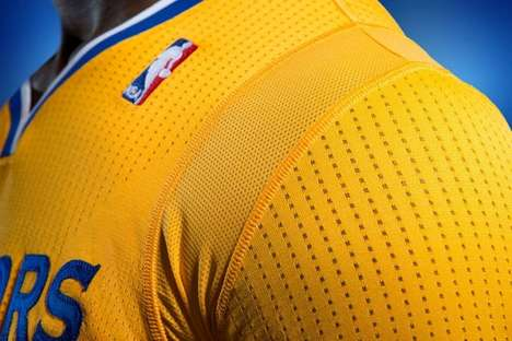 Recycled Basketball Uniforms