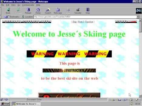 Web Design Mockery Blogs
