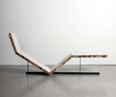 Angled Arbor Seating