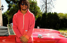 Workwear-Inspired Lookbooks - The U.S. Alteration 2013 Spring Preview Features Lupe Fiasco