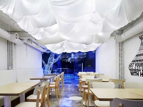 Clouded Ceiling Eateries