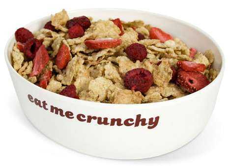 Crunch Optimized Cereal Bowls