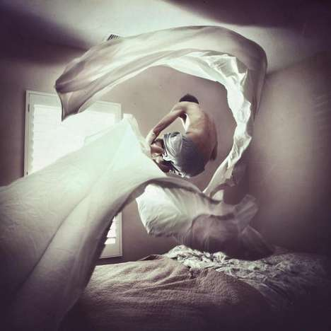 Robby Cavanaugh Creates Surrealism Scenes with Realistic Elements
