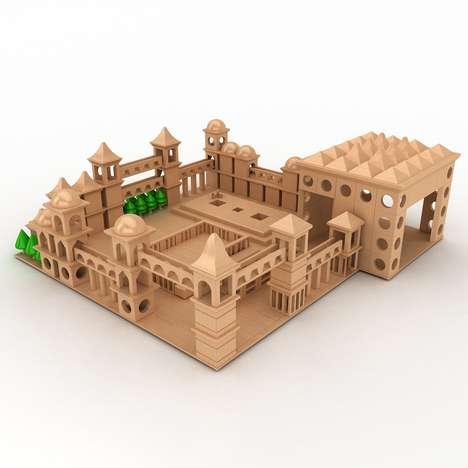Architectural Modular Toys