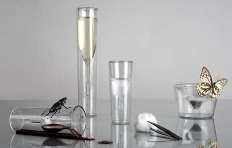 Stylish Ergonomic Glassware