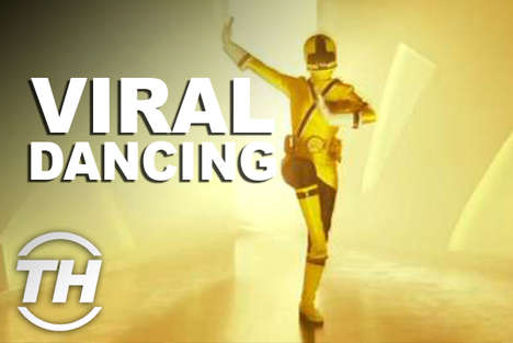 Viral Dancing - Armida Ascano Reveals Ways to Spice up Work Like the Harlem Shake Video