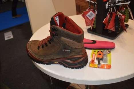 Fire-Starting Footwear