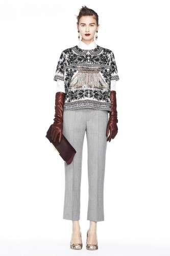 Prim Patterned Fashion