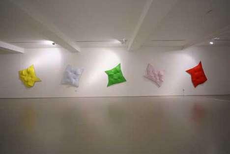 Dimensional Geometric Paintings