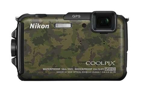 Carefully Camouflaged Cameras