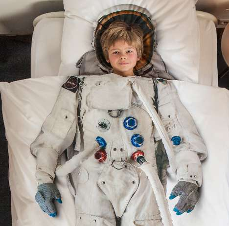 Space Suit Bedding