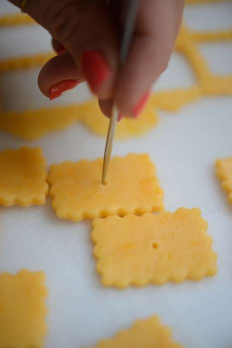 Sweet-Savory Snack Tutorials - The Homemade Cheez-Its Work in Diverse Flavors