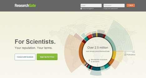 Scientific Social Media Sites