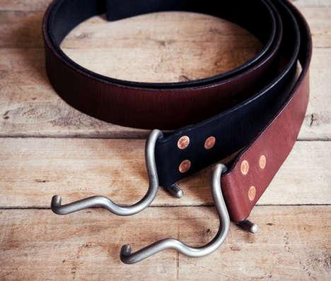 Buckle-Less Belts