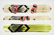 Dual Functioning Snowboards - Splitsticks are the Only Form of Snow Transport You Need This Winter