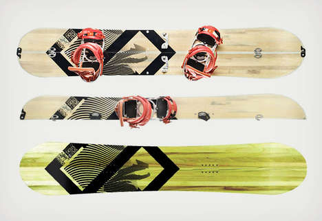 Dual Functioning Snowboards