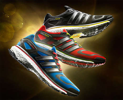 Energy-Enhancing Sneakers
