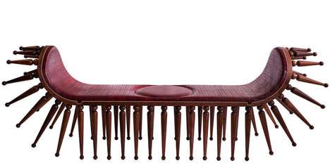Crawly Centipede Seating