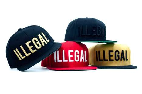 Overtly Illegal Hats