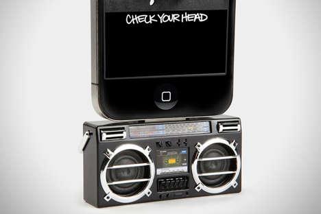 Miniature MP3 Speakers