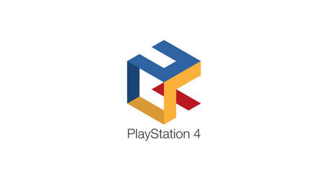 Gaming Logo Mockups - This Contest Invites Designers to Mockup the Playstation 4 Logo