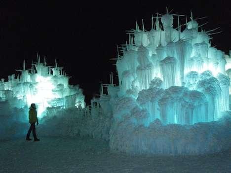 Mesmerizing Ice Palaces