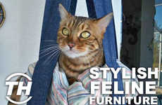 Stylish Feline Furniture