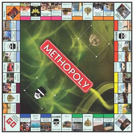 Addictive Drug Board Games