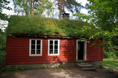 Eco Sod Roof Abodes