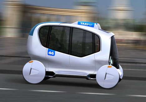 Convertible Autonomous Cabs