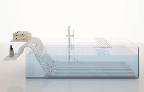 Contemporary Aquarium Soakers