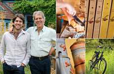 Sustainable Tourism Maps - Alastair Sawday Publishing Creates Travel Guides from Eco-Friendly Paper