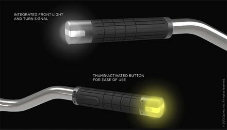 Turning Signal Cycling Accessories