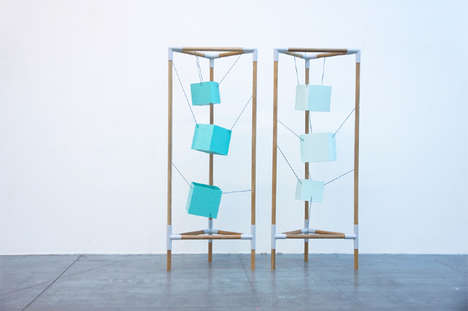 Suspended Box Storage Systems