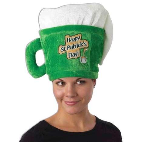 Beer-Minded Irish Hats