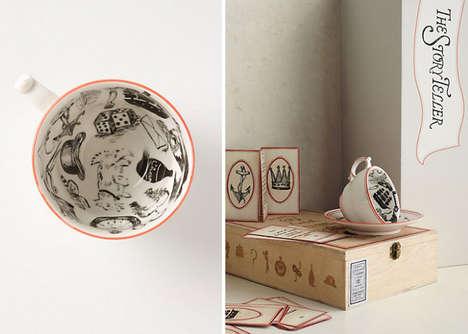 Fortune Telling Tea Cups