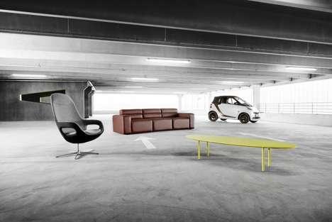 Eco-Car-Inspired Furniture