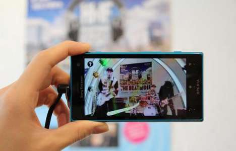 Augmented Reality Rock Concerts