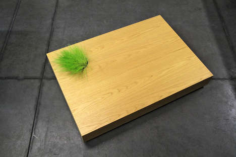 Turf-Embedded Tables