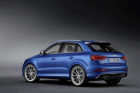 The 2014 Audi RS Q3 Goes Zero to 60 in 5.5 Seconds