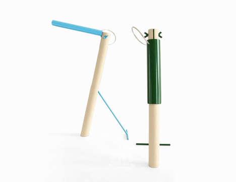 Expanding Stick Lamps