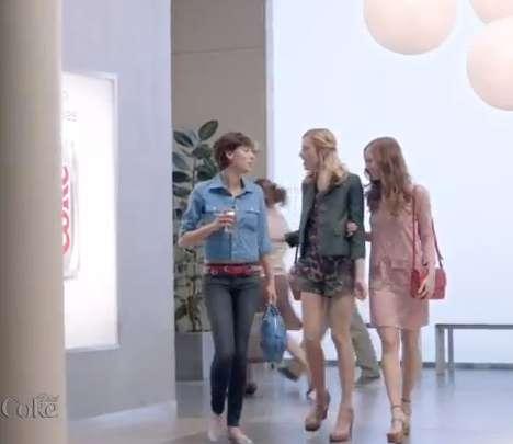 Alluring Fashion Designer Ads