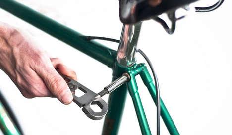 Compact Bike Tool Belts