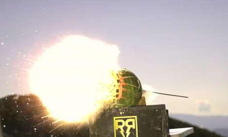 Gaming-Inspired Explosive Arrows