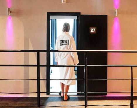 Luxury Jail Hotels - Het Arresthuis is an Prison Turned Upscale Inn