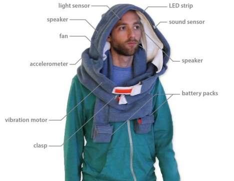 Experience-Sharing Garments