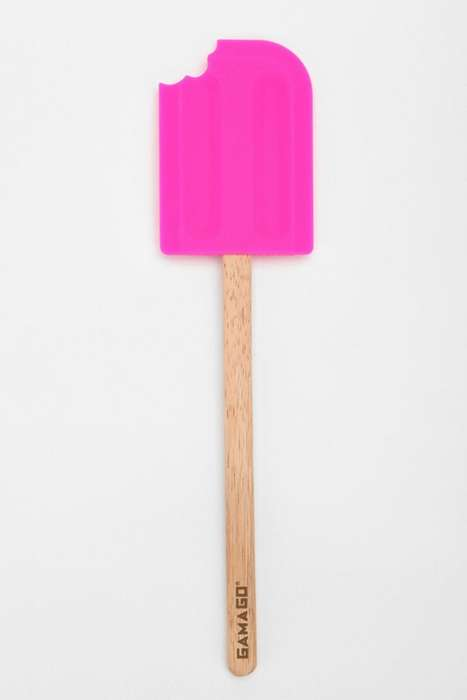 Vibrant Popsicle-Inspired Spatulas